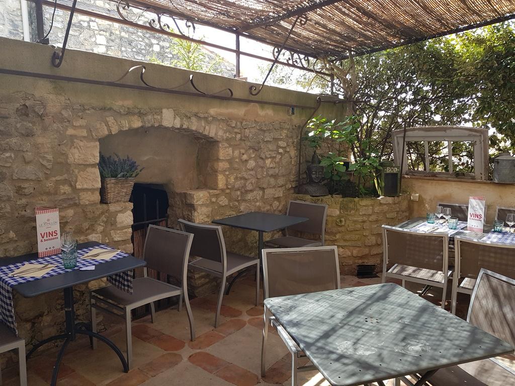 terrasse en provence