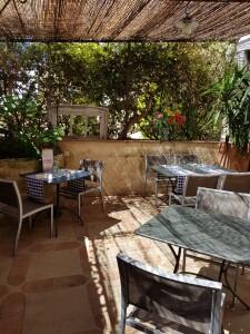 Restaurant Murs en Vaucluse