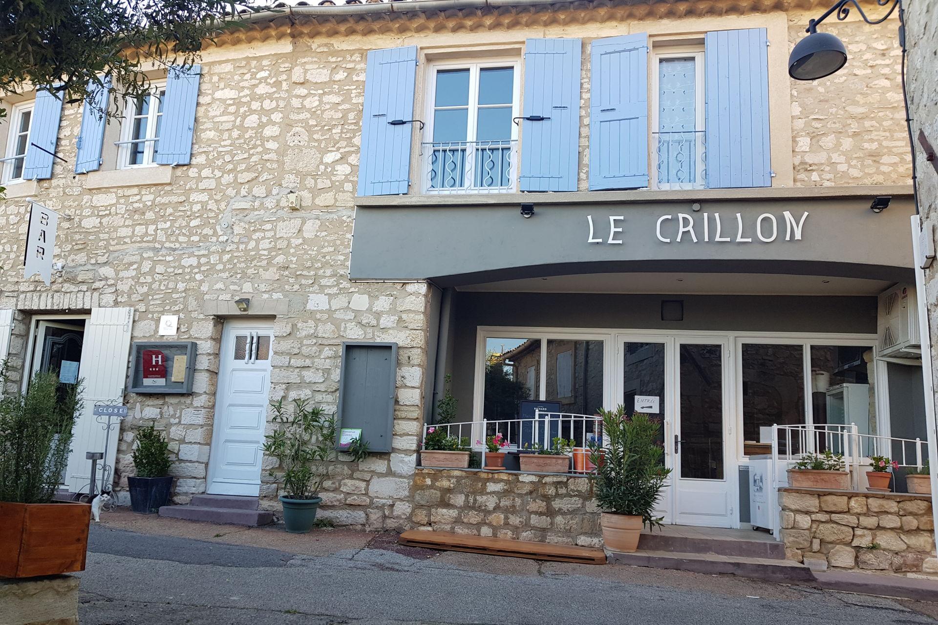 hotel restaurant le crillon