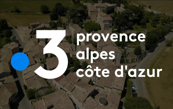 reportage village murs provence